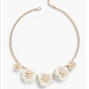 Talbots POSY necklace